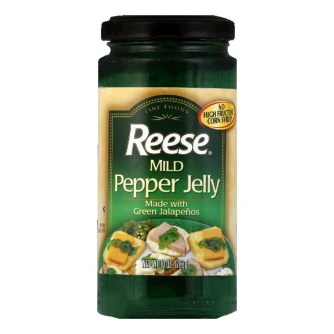 Reese Pepper Jelly