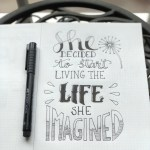 Three Reasons to try Hand Lettering Today!
