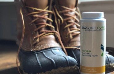 Foot Powder? – The Best Deodorizing Foot Powder!