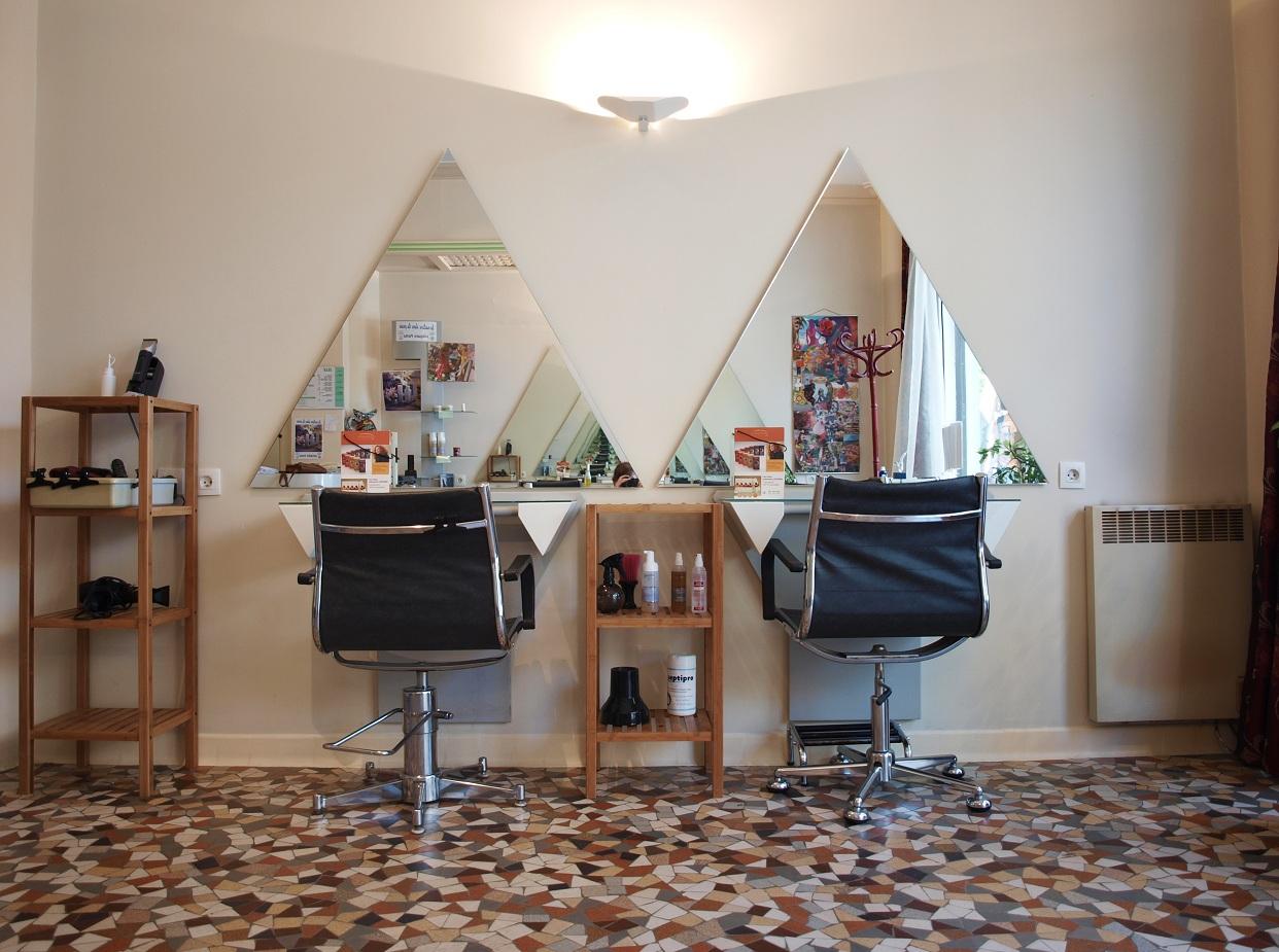 Coiffeur Paris Moderne Tchip Coiffure Ordener Shop Tppc · Beautiful Salon De  ...