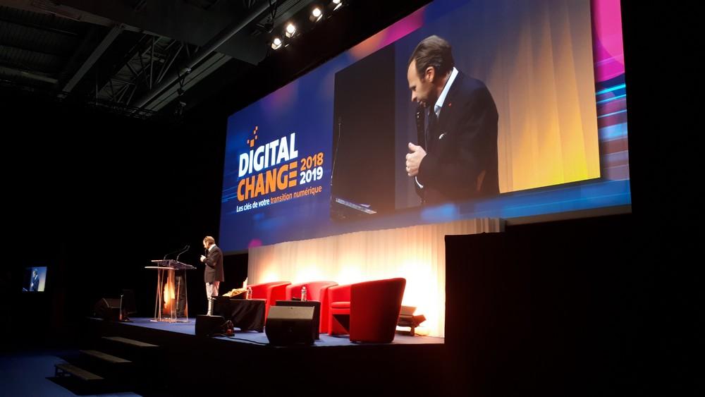 conference au digital change