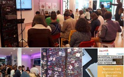 Retour sur la formation Atelier numérique Google