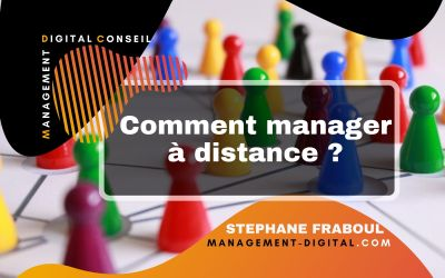 Comment manager à distance ?