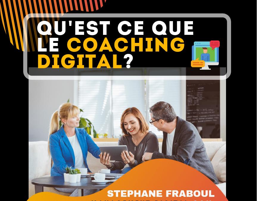 Le coaching digital: une formation en webmarketing personnalisée
