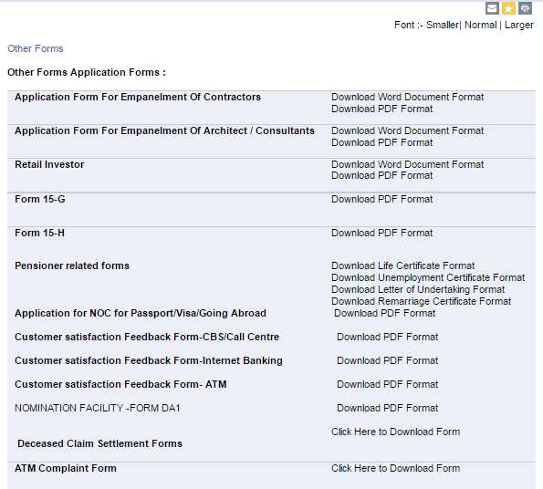 Central bank of india education loan online application form ...