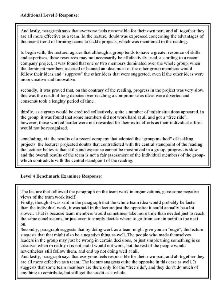 College application essay example topics