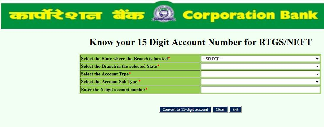 Example Of Corporation Bank Account Number 2020 2021 Student Forum