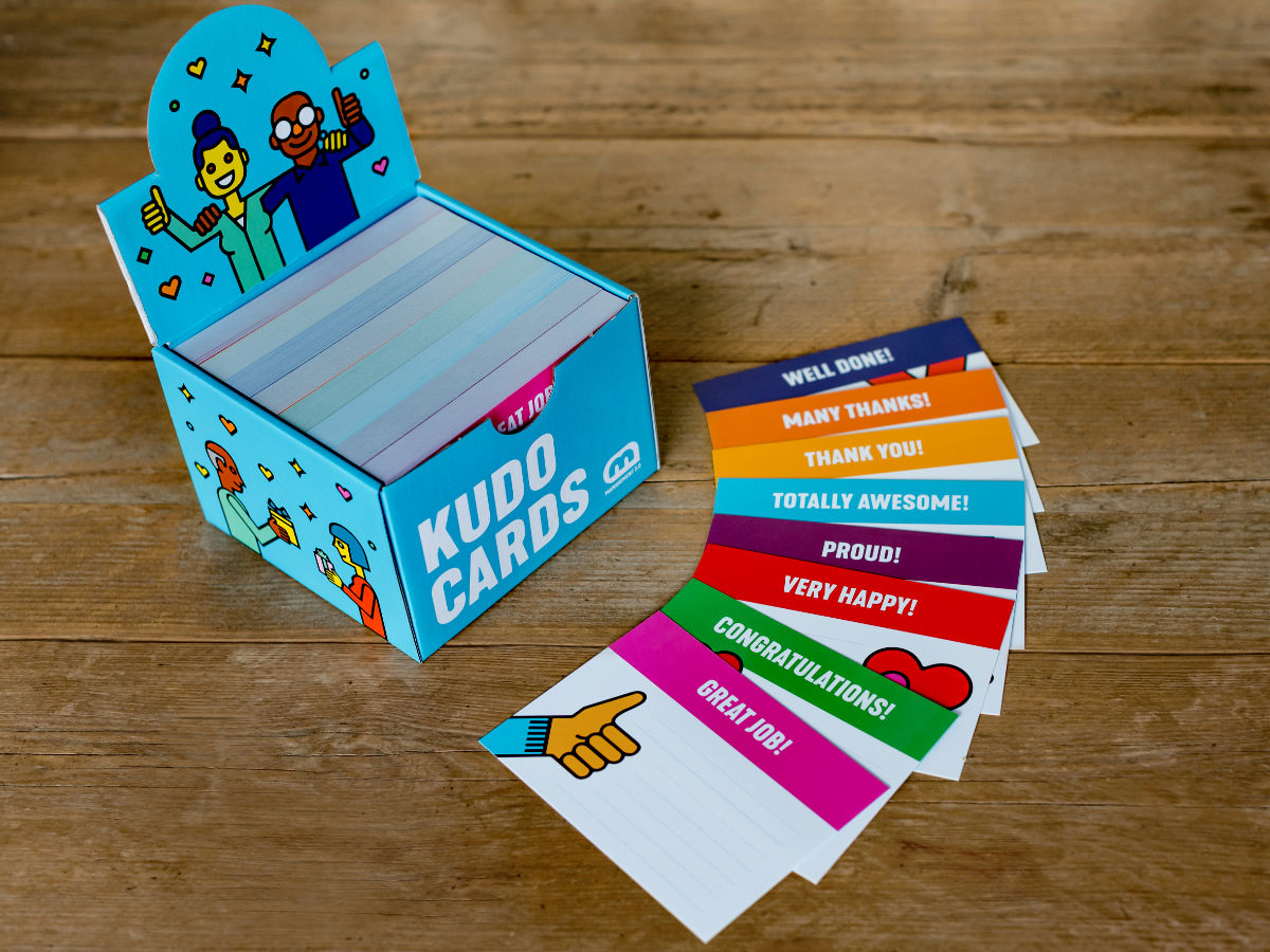 Buy Kudo Cards English Version