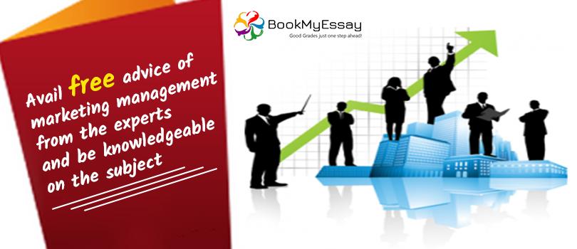 marketing management assignment help