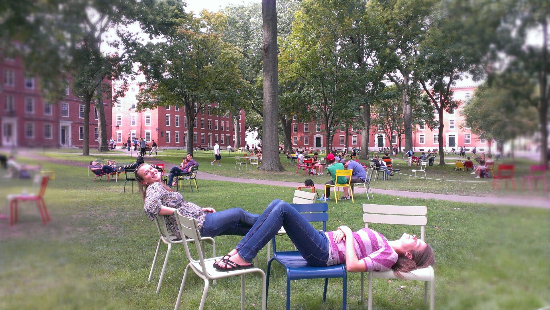 Harvard - Yard