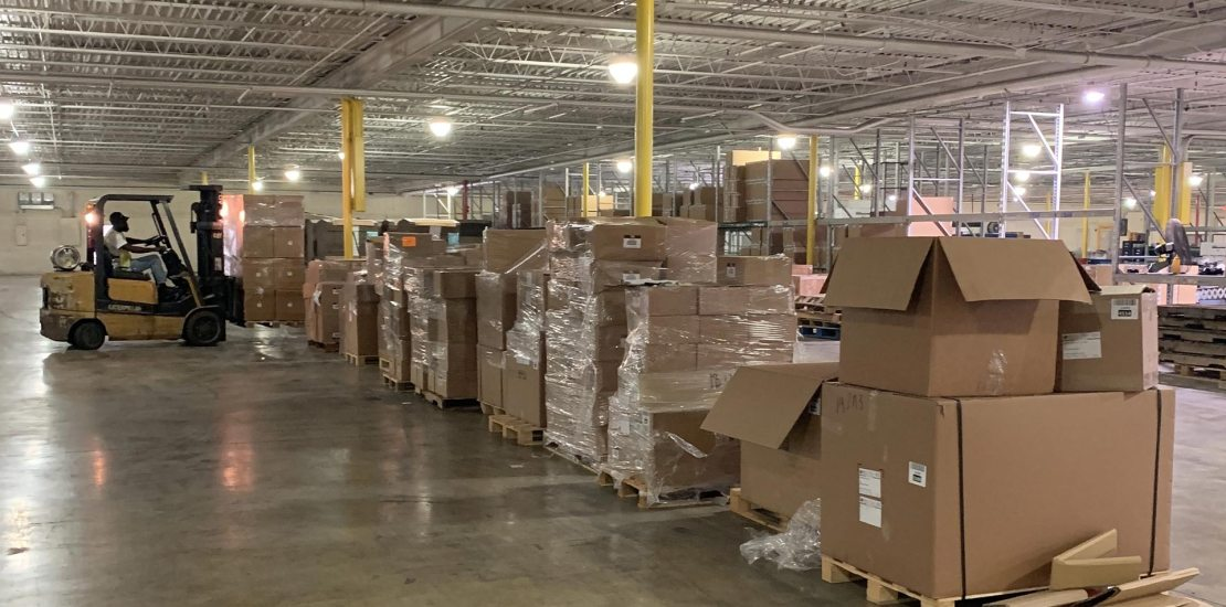 Warehouse and Logisitic Services