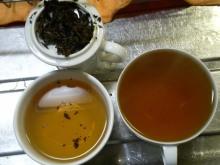 南山城紅茶やぶきた比較