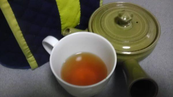 宮崎茶房20130430 有機紅茶やまなみ2012 -茶液