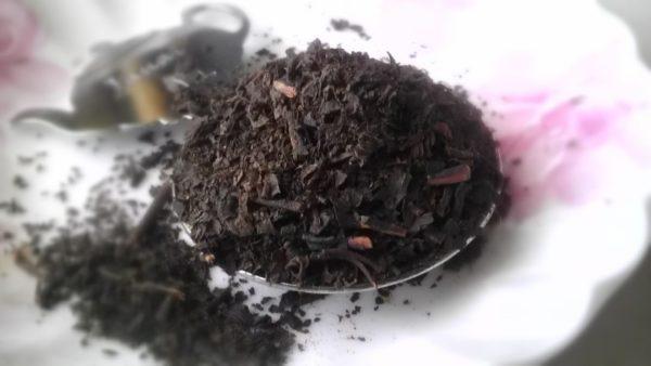 陣構茶生産組合20130524 とっとり紅茶2012 -茶葉