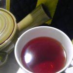 広井茶生産組合20130731 しまんとRED2012 -茶液