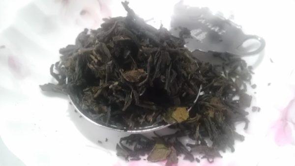 うるおい茶園20130902 morning  drop2012 -茶葉