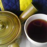 伸晃園(塗木製茶工場)20130911 知覧紅茶やぶきた2013 -茶液