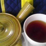 富原製茶組合20130914 かつやま紅茶 在来 2012 -茶液