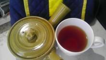 国産紅茶20130917山片べにふうき2