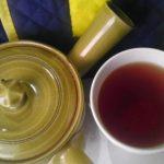 伸晃園20130923 知覧紅茶クラサワ2013 -茶液