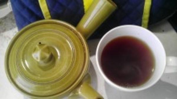 小山製茶20130927 ギャバロン紅茶2013 -茶液