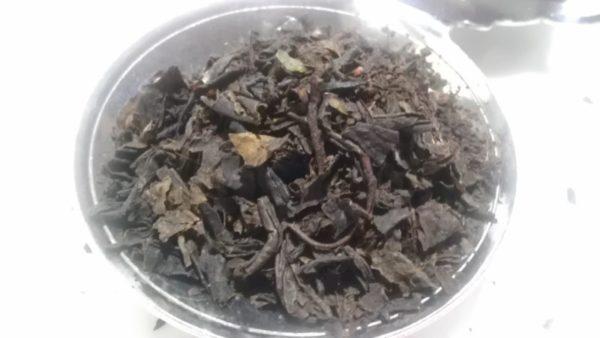 皐盧庵茶舗20130927 Japan Black Tea Kyoto -茶葉