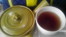 国産紅茶20131027聖心の紅茶2