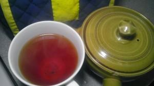 国産紅茶20140112井村製茶やぶきた菊川紅茶2