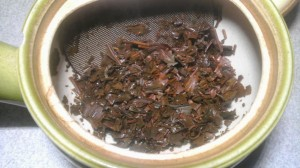 国産紅茶20140112井村製茶やぶきた菊川紅茶3