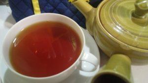 静岡牧之原山本園:べにふうき春摘み和紅茶七番R2016-2