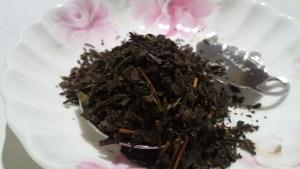 【静岡県】カネロク松本園: 燻製紅茶吉野の桜2016 -1