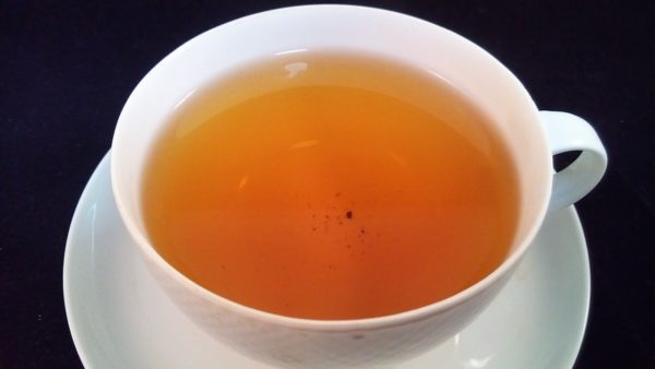 杵築紅茶 きつき紅茶べにひかり2016秋 -茶液