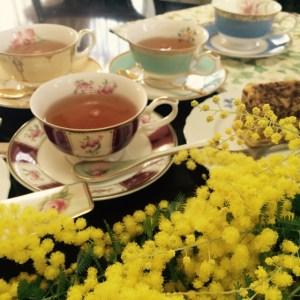 2017年の紅茶の日 ティーパーティー