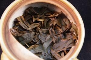 【岐阜県】庵・花茶ティーファクトリー: 春日の紅茶 和香葉ファーストフラッシュ2017 -3