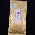 【宮崎県】宮崎茶房:限定品有機紅茶みなみさやか2019-パッケージ