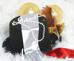 Fiesta aos 20 Ideas para la decoracin  Revista  Fiestafacil