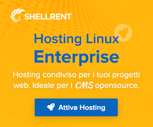 Hosting Linux Enterprise - Banner 300x250