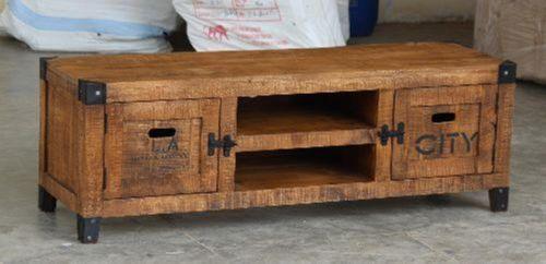 meuble tv manguier metal neuf troc