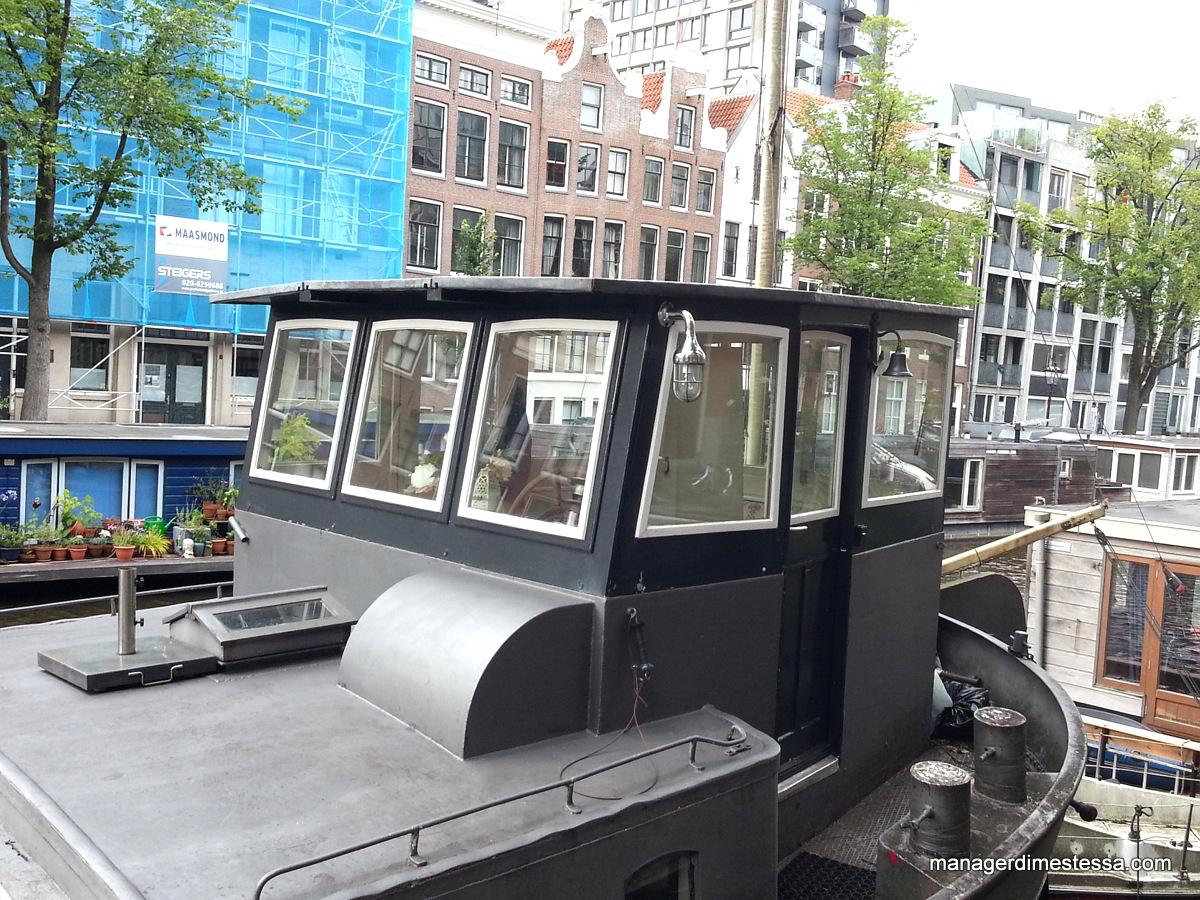 Amsterdam in houseboat con i bambini manager di me stessa for Soggiornare ad amsterdam