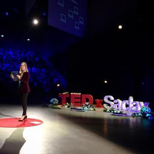 """Conférence TED, Dr Anca PETRE, 30 Novembre 2017 """"Blockchain & Santé"""", CentraleSupélec Paris Saclay"""