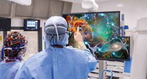 Reportage radiologie interventionnelle Strasbourg