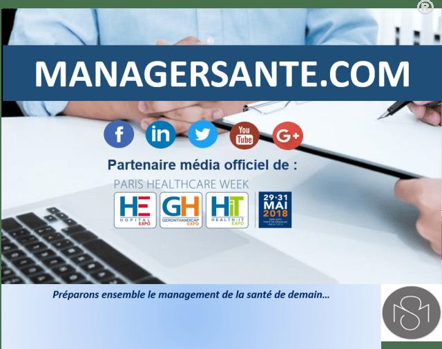 Bannière marketing MMS 2018 Google 5 Paris Healthcare Week 2018 Version 1, 18 03 2018