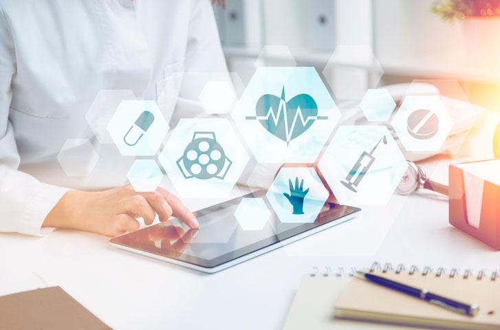 """Et si les données de Santé Publique en France étaient sécurisées par la """"Blockchain"""" ? Anca PETRE nous explique..."""