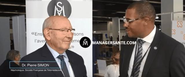 Interview du Dr Pierre SIMON, Les Rencontres Africa Santé, 4 Octobre 2018