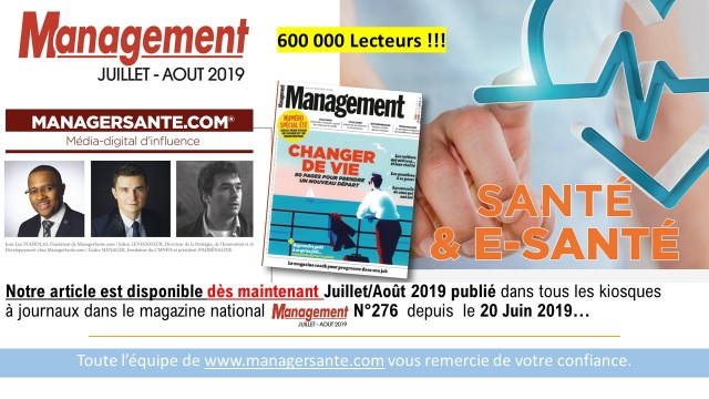 Flyer promotion Article MS dans Management 06 2019