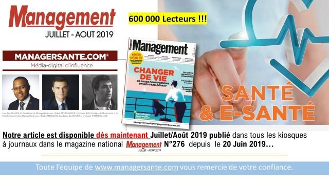 Flyer promotion Article MS dans Management 06 2019