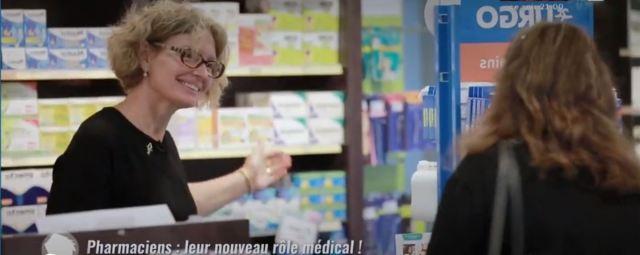 Pharmacien NOUVEAU ROLE MEDICAL Interview SOPHIE SERGENT DECHERF Vidéo 2019