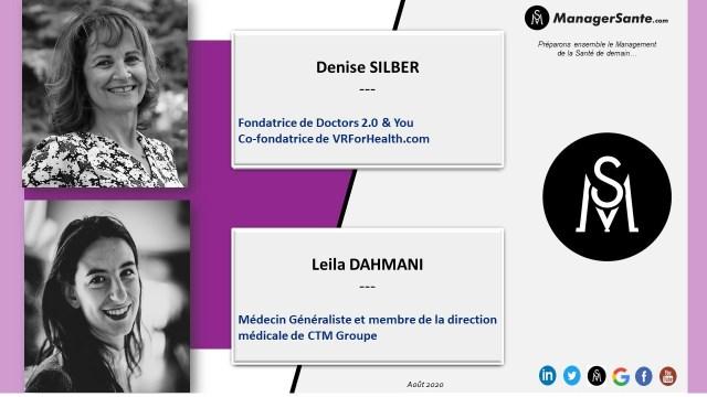 TROMBINOSCOPE DES 2 Auteures Denise SILBER et Leila DAHMANI, 09 2020 V3