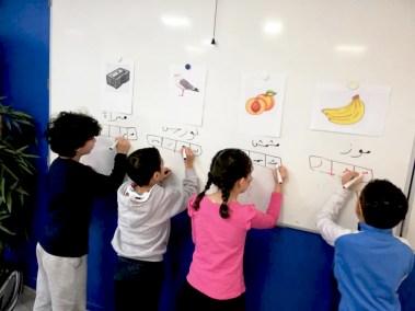 Jeux éducatifs - l'alphabet arabe - Manahel