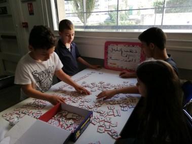 apprendre la langue Arabe- Île-de-France